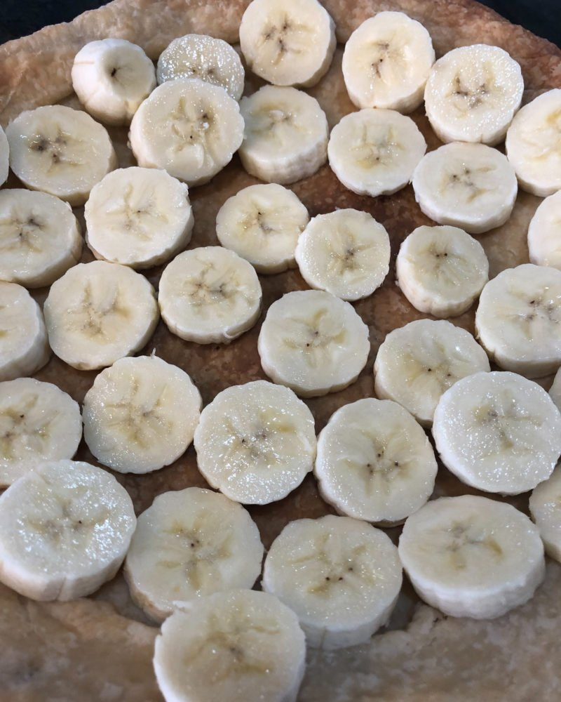bananasoncrust
