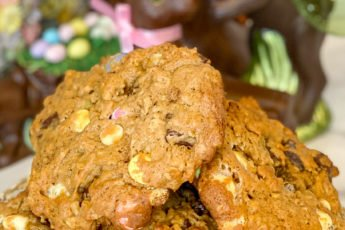 closeup of cookies - J Dub By Design