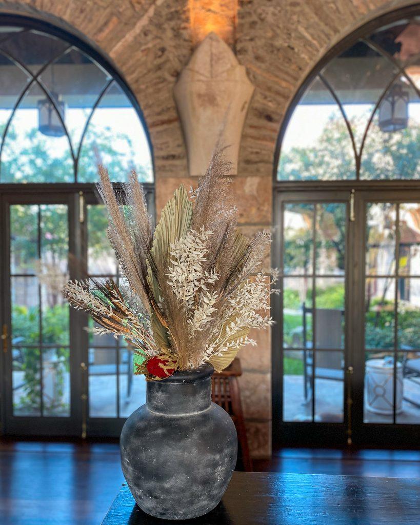 DIY Aged Flower Pot - J Dub By Design