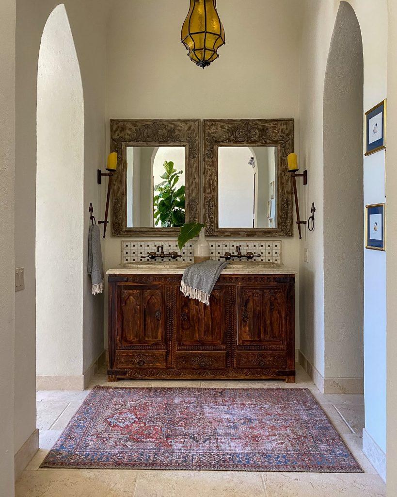 Guest Bathroom Styling - J Dub By Design