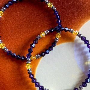Swarovski crystal earrings - J Dub By Design