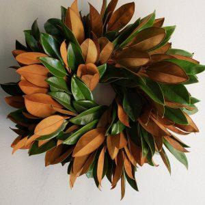 Magnolia wreath - J Dub By Design