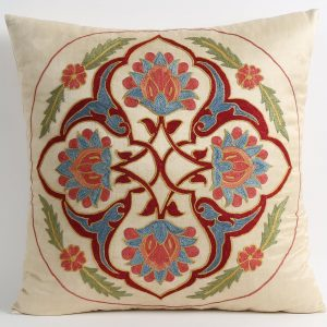 Handmade Suzani pillow