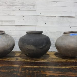 Vintage small pots