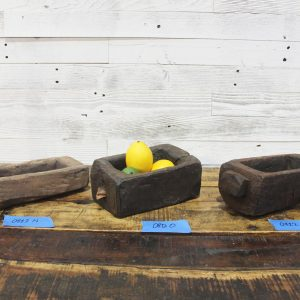 vintage small wooden bowls - J Dub By Design