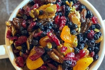 Falling for Fall Trail Mix Recipe - J Dub By Design