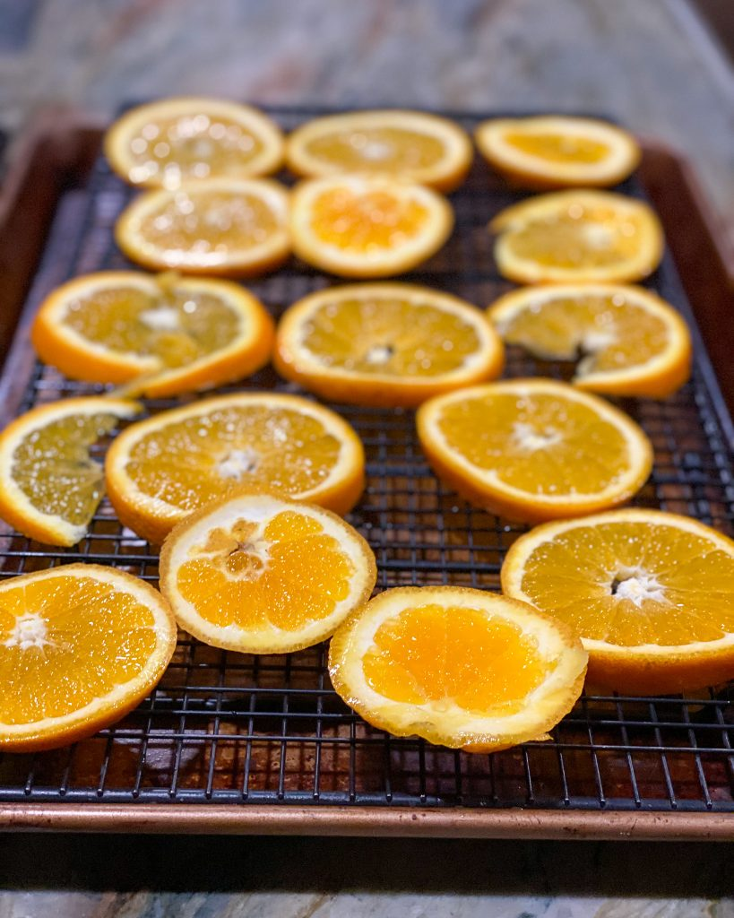 Dried Orange Slices DIY
