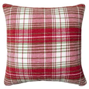 Merry Plaid Pillow - J Dub By Design
