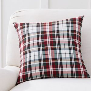 Denver Plaid Indoor Outdoor Pillow - J Dub By Design