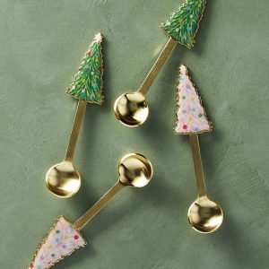 Holiday teaspoons - J Dub By Design