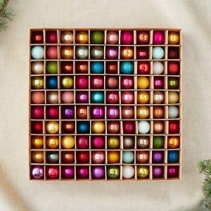 Miniature ball Ornaments - J Dub By Design