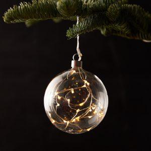 Pre-lit Christmas Ornament - J Dub By Design
