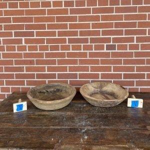 wooden dough bowls - J Dub By Design