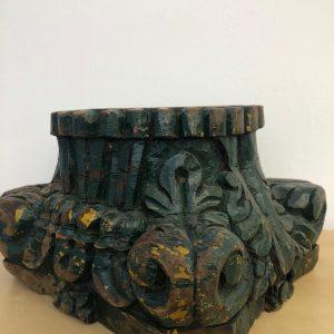 vintage pedestal - J Dub By Design
