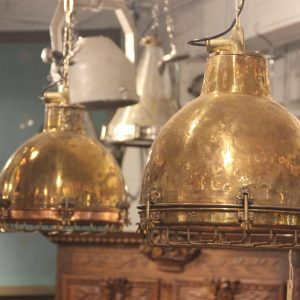 vintage light fixtures - J Dub By Design
