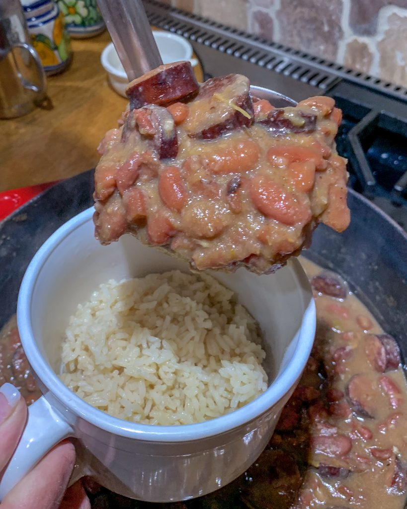 J Dub's Cajun Red Beans and Rice - J Dub By Design™