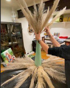 Pampas Grass DIY Christmas Tree - J Dub By Design™