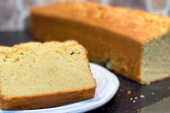 Vanilla Pound Cake a la Darlene - J Dub By Design™
