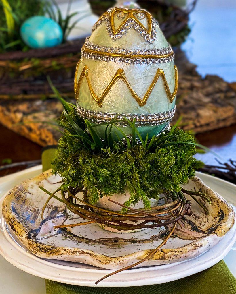 Easter Table Decor Ideas - J Dub By Design