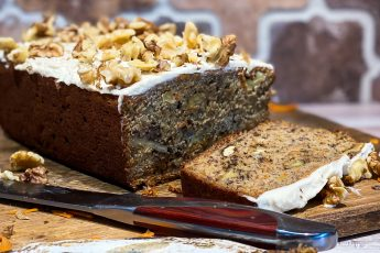 Carrot Cake Banana Bread - J Dub By Design™