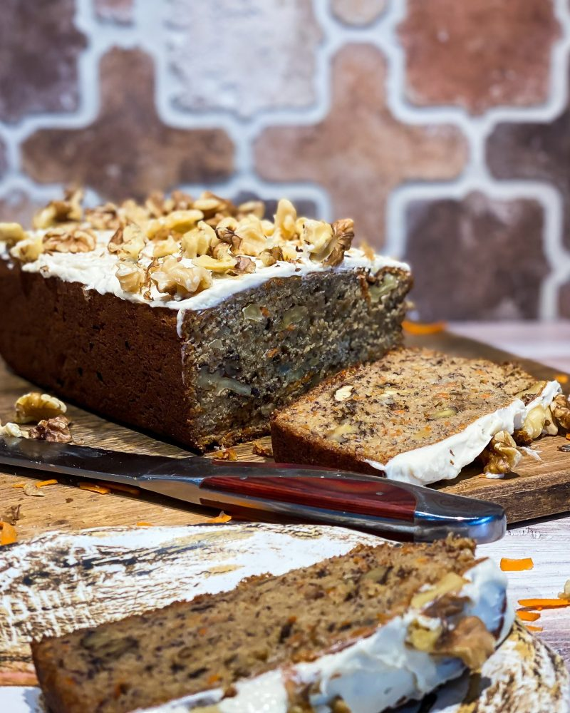 Carrot Cake Banana Bread - J Dub By Design™
