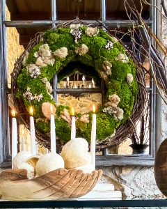 DIY Moss Wreath - J Dub By Design™