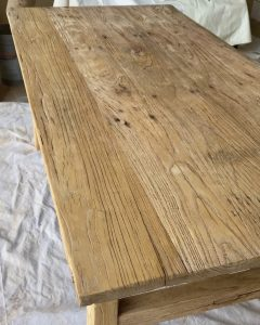 table cleaned after citristrip removal - J Dub By Design™